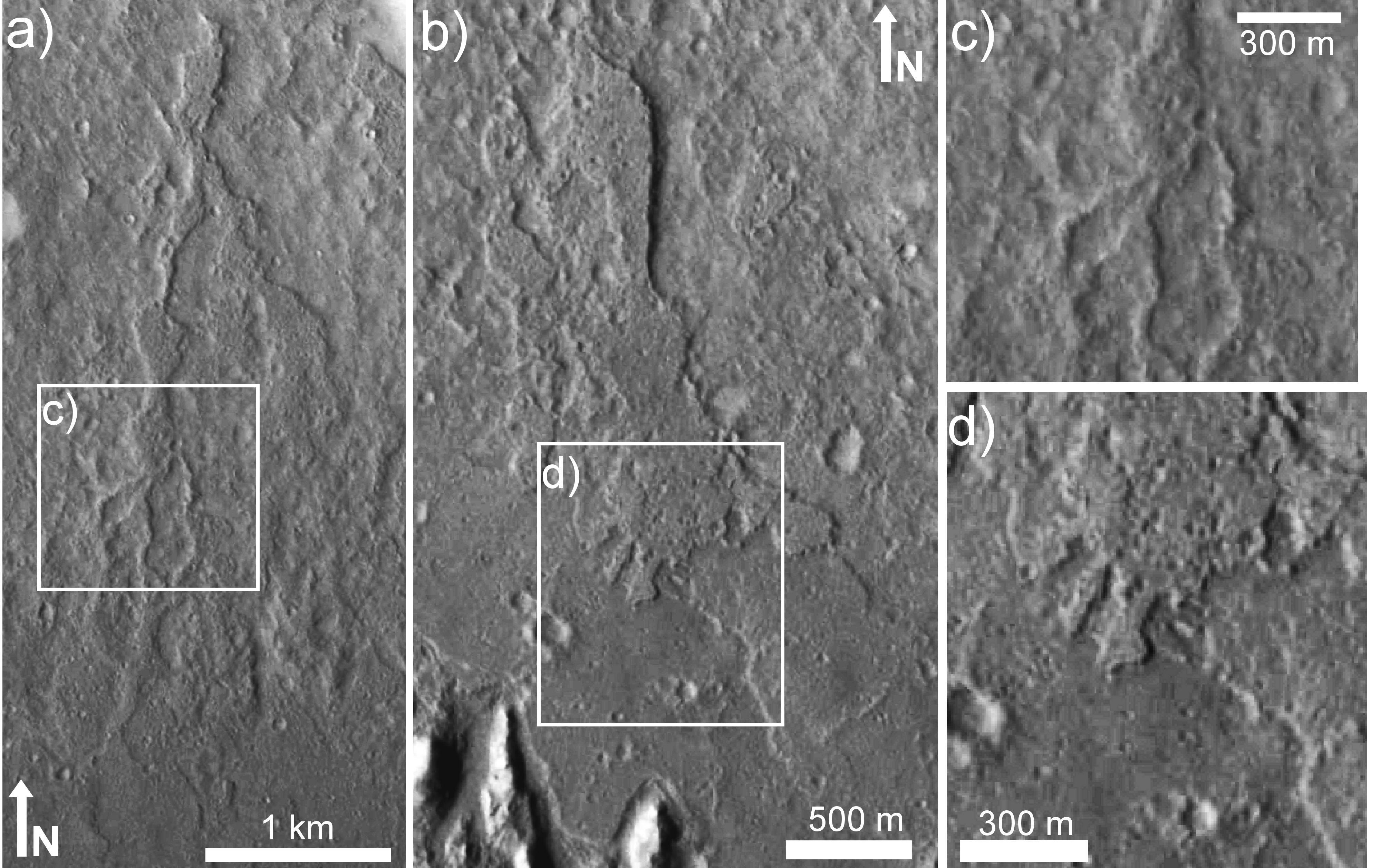 137967E figure16jpg MARS Geologic mapping and characterization