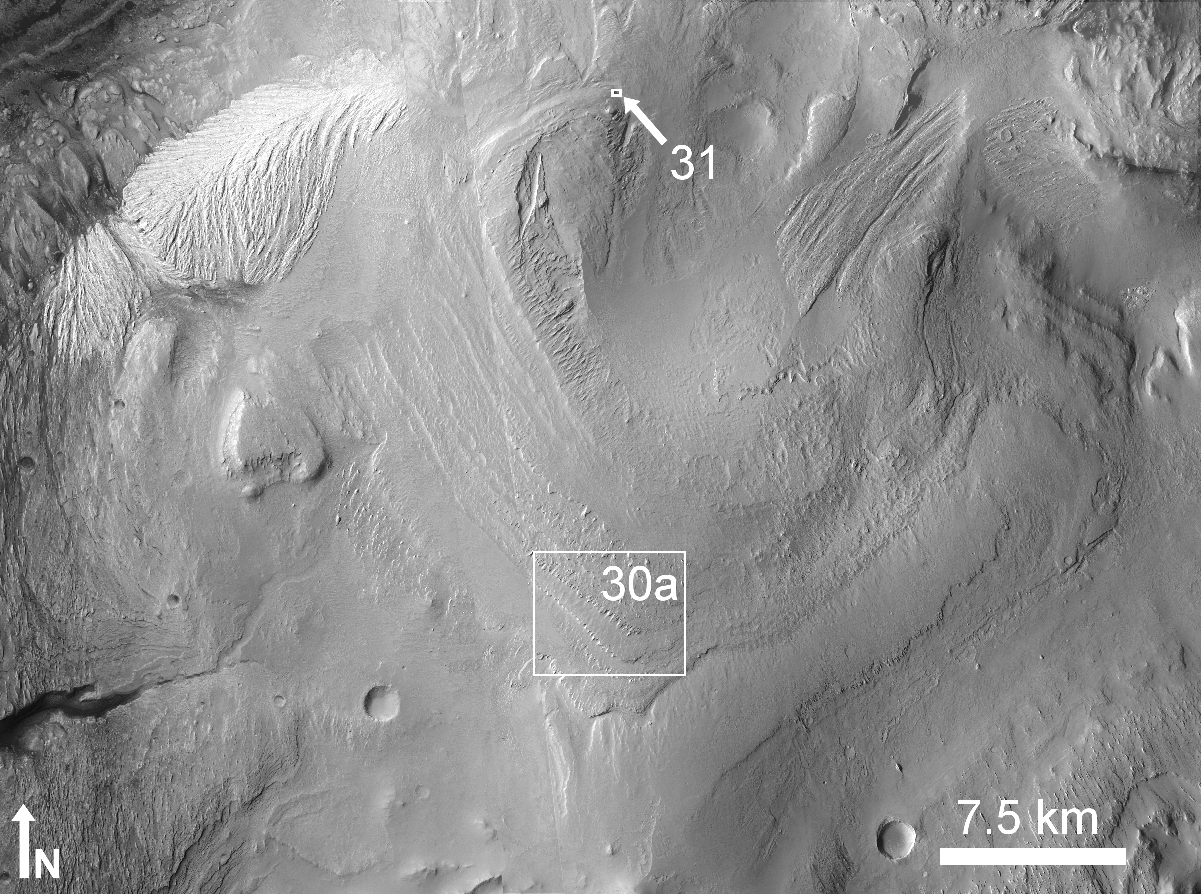 MARS Geologic mapping and characterization of Gale
