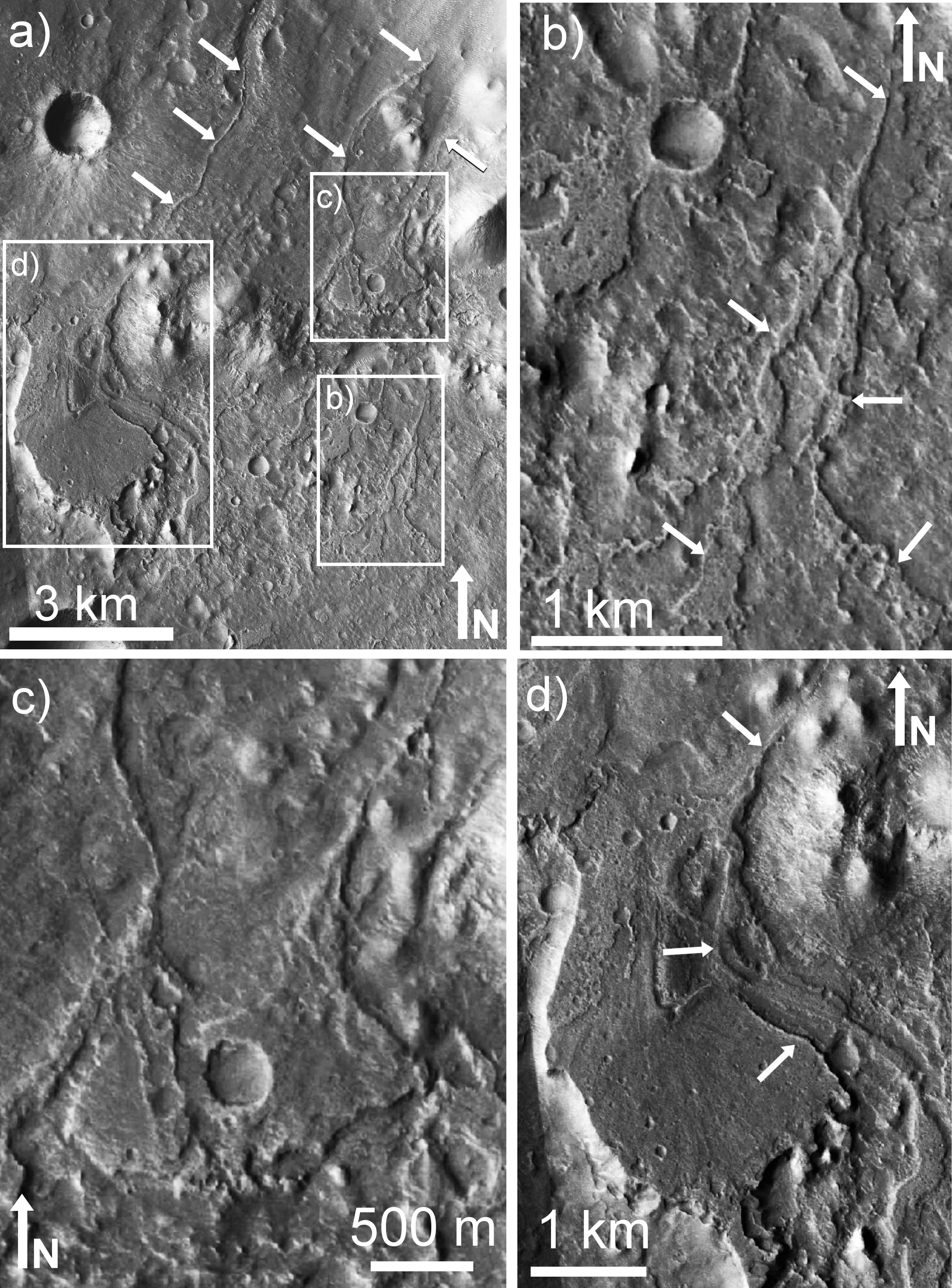 137848E figure9jpg MARS Geologic mapping and characterization
